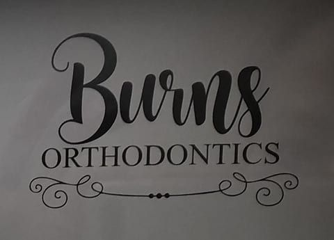 Burns Orthodontics about office page