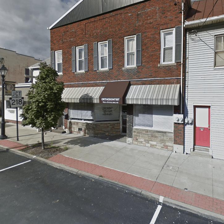 Burns Orthodontics Waynesburg PA location