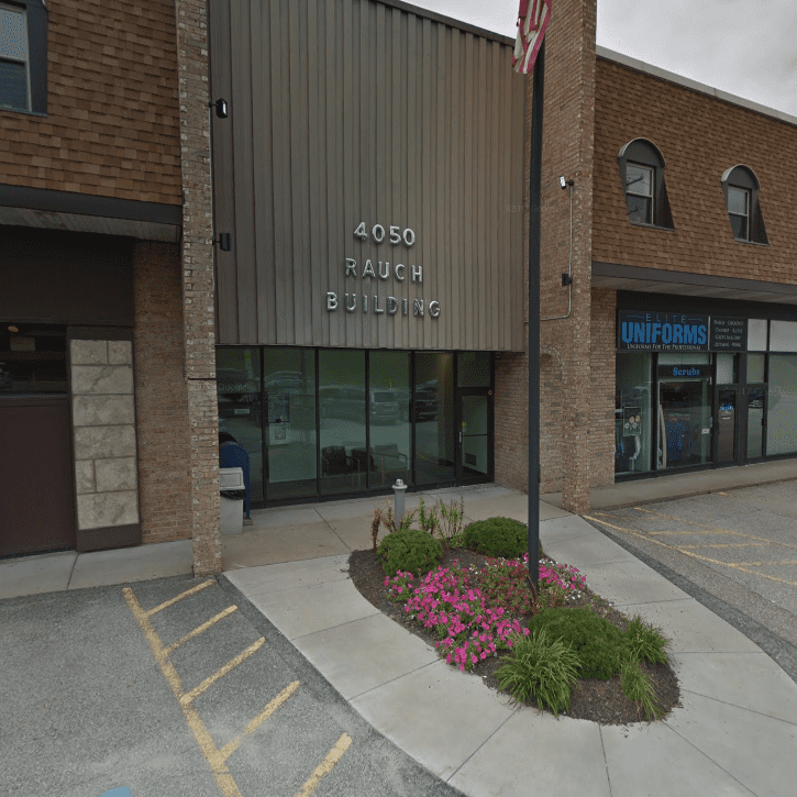 Burns Orthodontics McMurray office location
